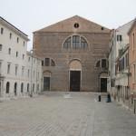 【観光】ベネチア。あのマルコポーロが埋葬されている教会。