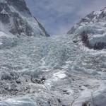 【エベレスト登山】 クレバス通過 ベースキャンプからC1