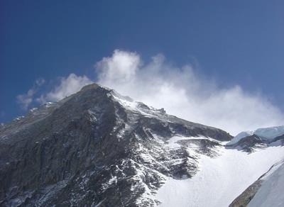 【写真】エベレストの頂にマロリーは立ったのだろうか?