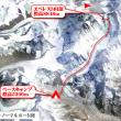 図解・エベレストノーマルルート