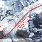 【エベレスト登山】図解+写真でエベレスト南東稜登山。その2 ベースキャンプからキャンプ1。
