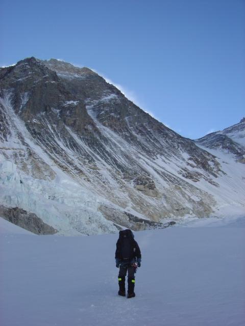 【写真】エベレスト南西壁冬季無酸素単独はどれほど困難なのか。