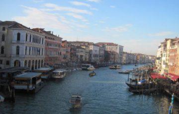 一度は訪れてみたい水の都ベネチア