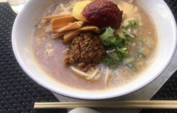 【写真】食材は日本から取り寄せているそうです